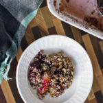 paleo fruit crisp simple life by keys