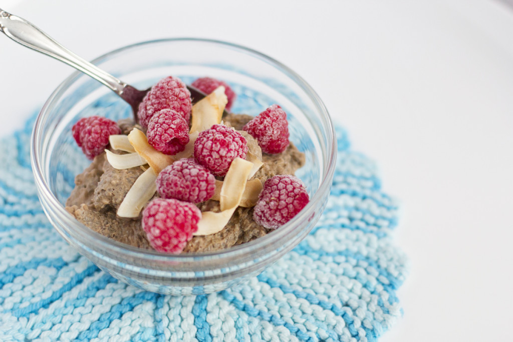 chia pudding simple life by kels