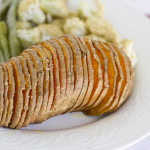 hasselback sweet potatoes simple life by kels