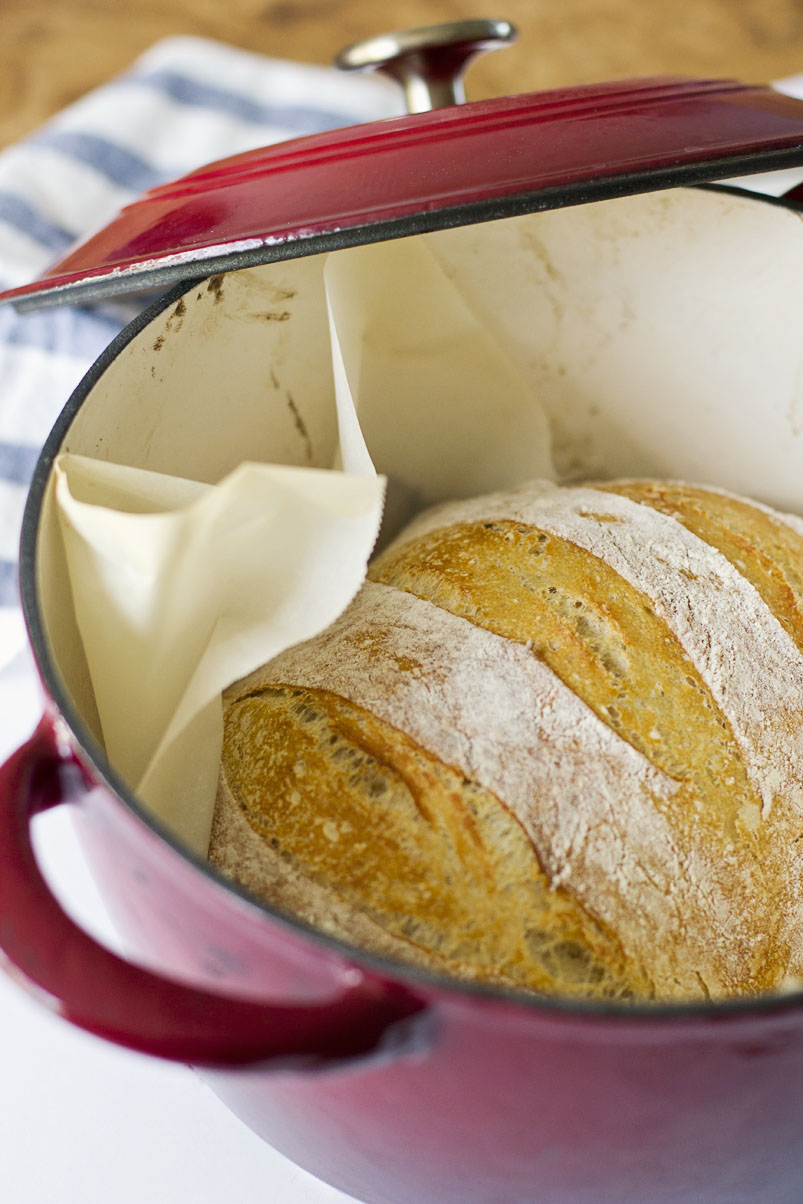 Easy Sourdough Dutch Oven Bread For The Beginning Baker And Beyond