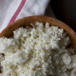 cauliflower rice simple life by kels