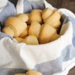 natural yeast dinner roll simple life by kels