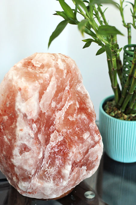 Why I Added Himalayan Salt Lamps to Our Home