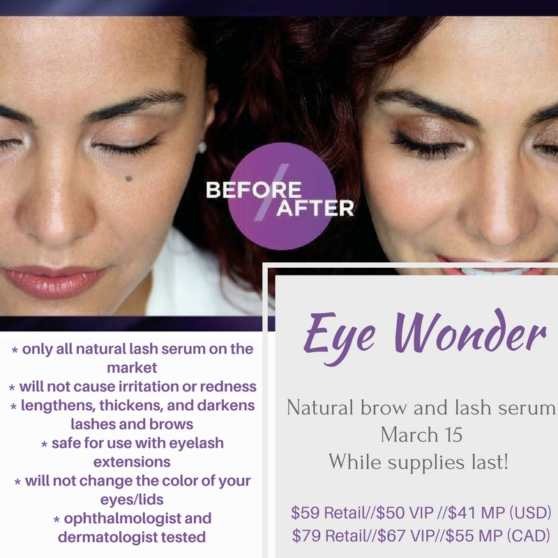 Monat All Natural Brow And Lash Serum Eye Wonder